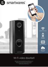 Mynd Smartwares Dyrabjalla Video WiFi DIC-23216