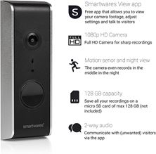 Mynd Smartwares Dyrabjalla Video WiFi DIC-23112
