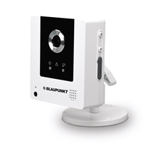 Mynd BLAUPUNKT Myndavél IP IPC-S1 1280x720p 1.3MP CMOS ofl