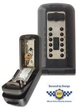 Mynd SUPRA Lyklabox KeySafe P500 Öryggis með þjófavörn (alarm) (Áður GE General Electric)
