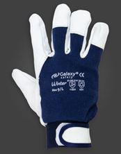 Mynd AVEDO Hanskar 255 Leather Fabric Galaxy Winter 10