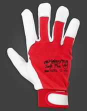 Mynd AVEDO Hanskar 221 Leather Fabric Soft Plus 11