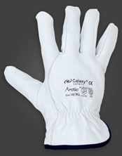 Mynd AVEDO Hanskar 256 Leather Fabric Galaxy Arctic 10