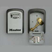 Mynd MASTER LOCK Lyklabox án kengs Silfur 5401EURD